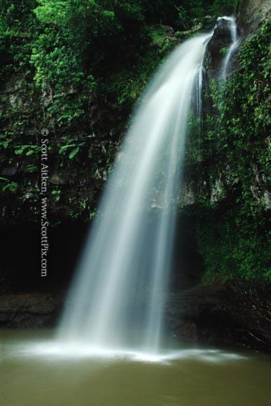 Fiji Waterfall 2